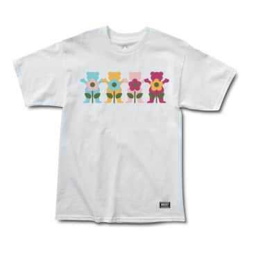 Grizzly - Grow Up Tee - White