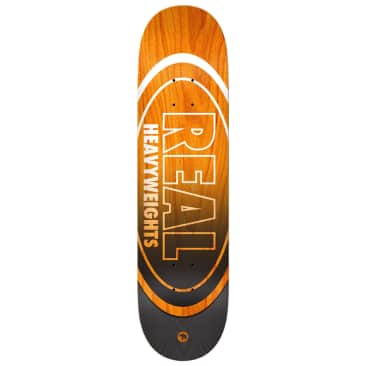 Real Heavyweights Deck 8.25""