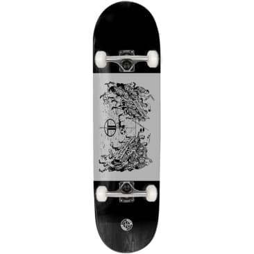 Pass~Port - Low Life - L.L.F.C - Complete Skateboard - 8.5""