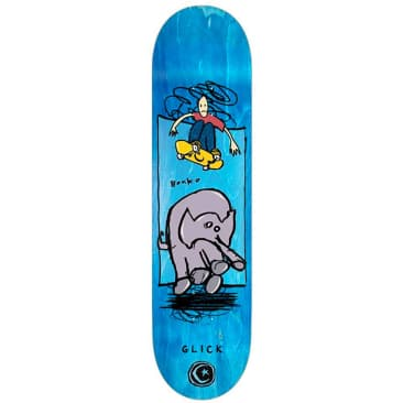 Foundation Glick Elephant Deck (8.5)