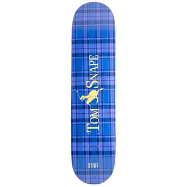 Sour Solution Tom Snape Pro Skateboard Deck 8""