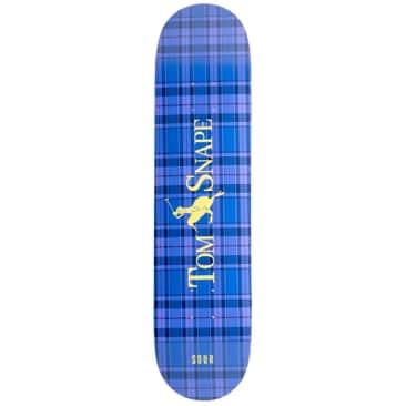 """Sour Solution Tom Snape Pro Skateboard Deck 8"""""""