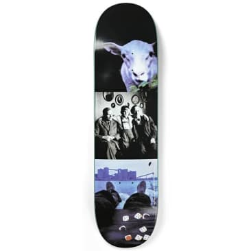 Polar Skate Co. I Like It Here Sheep In Motion Deck 8.25""