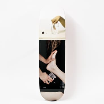 Isle Jenna Westra Series Restock Mike Arnold Deck 8.5""