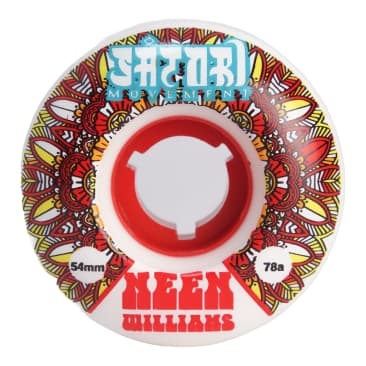 Satori Neen Williams Native Cruise Wheels 78a 54mm