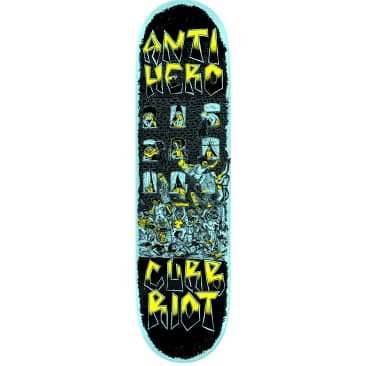 "Anti-Hero | 8.38"" Curb Riot"