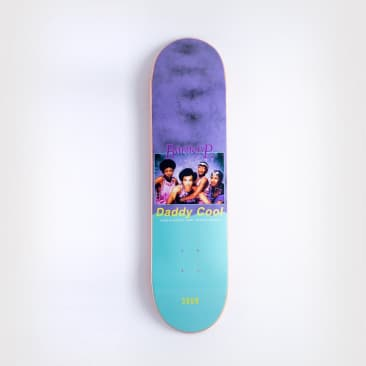 """Sour Solution Barney - Daddy Cool Deck 8.25"""""""