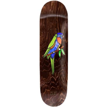 Pass~Port - Stain Glass - Josh Pall - Lori - Skateboard Deck - 8.5""