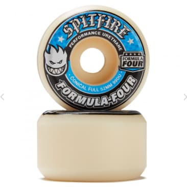 Spitfire Formula Four Conical Full Wheels 97d