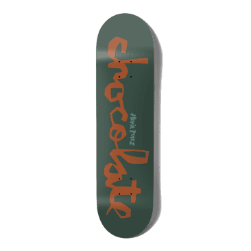 Chocolate Stevie Perez Original Chunk Deck - 8.375""
