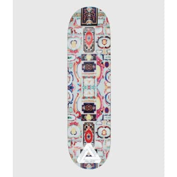 Palace Skateboards Clarke Pro S25 Skateboard Deck 8.25""