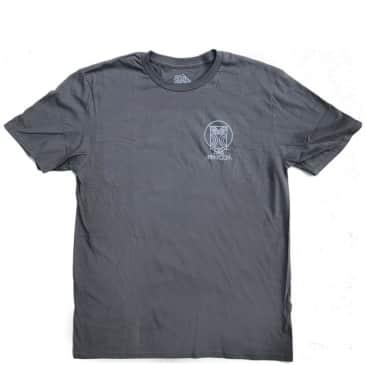 Darkroom N.A.D.O. T-Shirt - Charcoal Grey