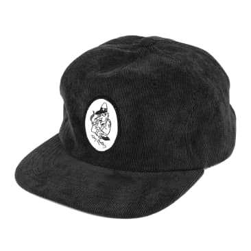 Pass~Port Toby Zoates Coppers Cap - Black