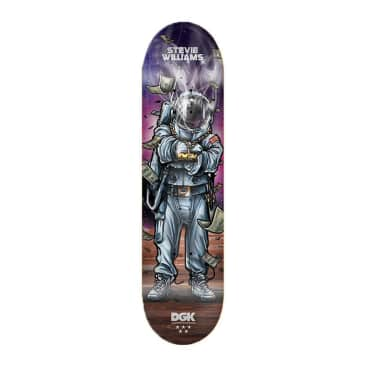 "DGK Mashups Stevie 8.25"" Deck"