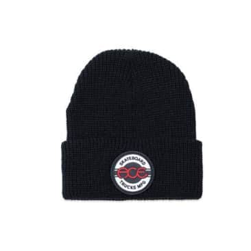 ACE SEAL BEANIE - CHARCOAL