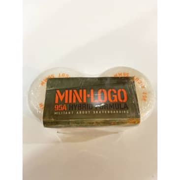 Mini Logo Hybrid Formula 95A 56MM