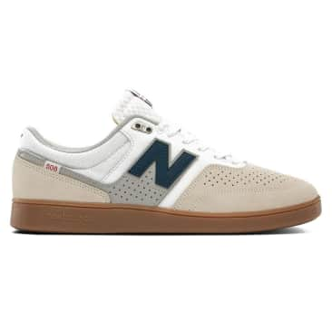 New Balance Numeric NM 508 WHB Brandon Westgate (White/Navy)