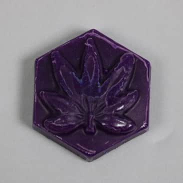 Ganj Wax 'Pomegranate Scent' Small Wax (Pomegranate Scent)