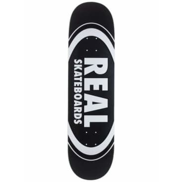 REAL Classic Oval Deck 8.25