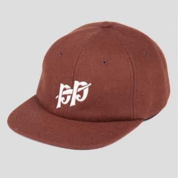 Pass Port - P-P Wool Hat (Brown/Black)