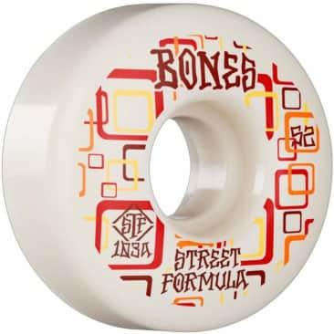 Bones wheels STF retros 103a V3 slims white 52mm