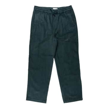 Welcome- Hydra Corduroy Elastic Pant Forest