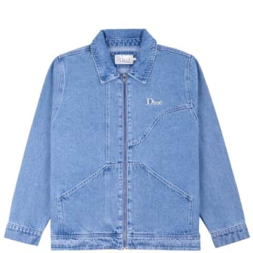 Dime Denim Chore Jacket - Light Wash