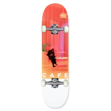 Skateboard Cafe Unexpected Beauty Complete Skateboard 8""