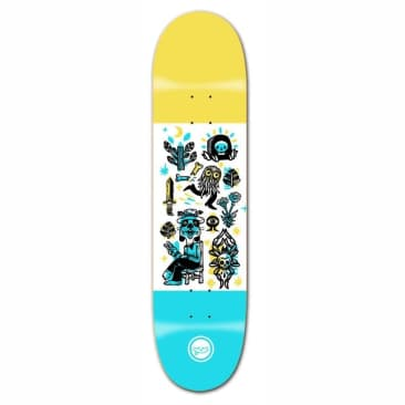 ROGER PEACE DOG DECK 8.3""