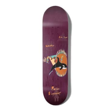 """Girl Deck Bannerot Visualize 8"""""""