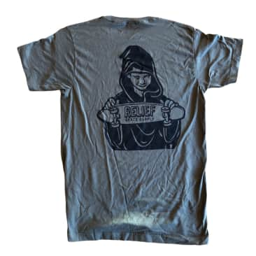 RELIEF REAPER BOY TEE ARMY