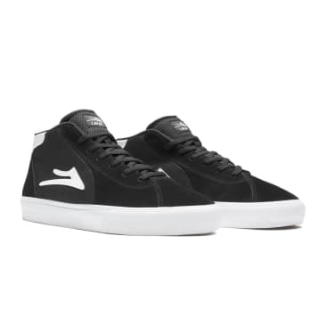 Lakai - Flaco 2 Mid Shoes - Black