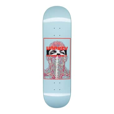 "Hockey Skateboards - 8.5"" John Fitzgerald Nerves Deck (Blue)"
