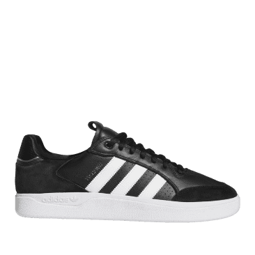 adidas Skateboarding Tyshawn Low Shoes - Core Black / Ftwr White / Gold Met