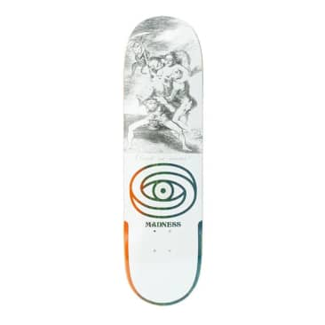 """MADNESS Donde R7 8.5"""" Deck"""