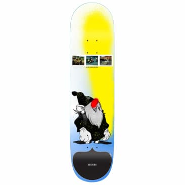 Quasi skateboards - Mies - 8.5""