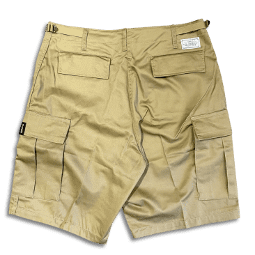 No-Comply Cargo Shorts - Coyote Brown