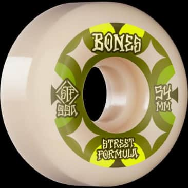 Bones Wheels Retros STF V5 Side-cuts