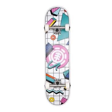 """Element Off The Charts Complete Skateboard - 7.75"""""""