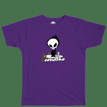 Paradise.NYC Reaper T-Shirt - Purple
