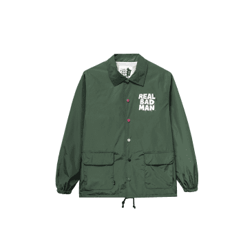 FLIPPED COACHES JACKET
