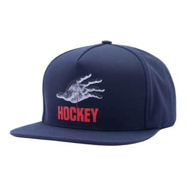 Hockey Side Two 5-Panel - Navy