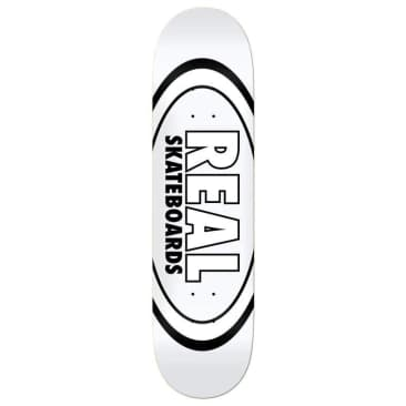 REAL Classic Oval Deck 8.38