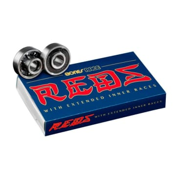 Reds 'Race Reds' Skate Bearings