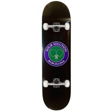 "Sour Solution - Sour Social Club - Complete Skateboard - 8.125"""
