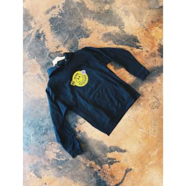Picture Show - Be Kind Pulllover Hoodie Black