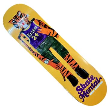 Skate Mental Deck Eric Koston Tiger 8.12x31.6