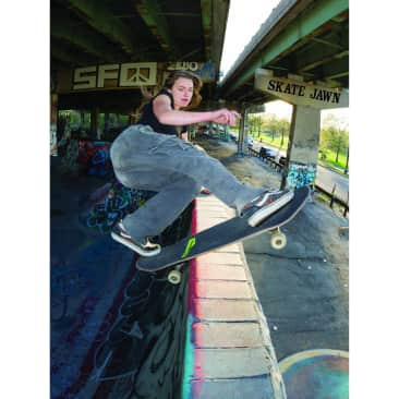 """SKATE JAWN- """"ISSUE #62"""""""