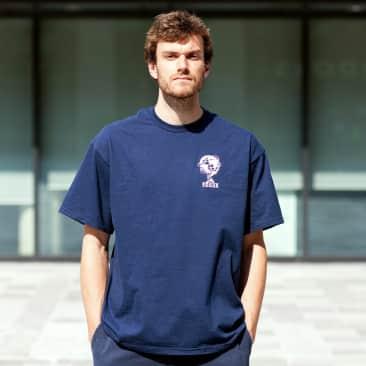 Focus Atlas T-shirt - French Navy