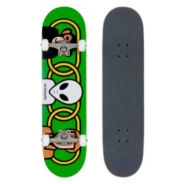 Alien Workshop Missing Link Green Complete Skateboard - 8.25""